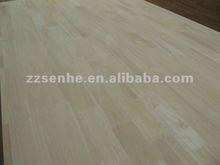 SH1047 panels from rubberwood finger joint board