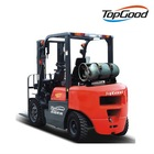 1.8T LPG Forklift with Japan Nissan K21 engine