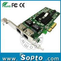 Optical Network Card PT Dual Port PCIE Card