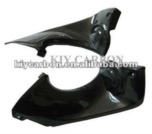 Carbon parts for Yamaha R6 motorcycles