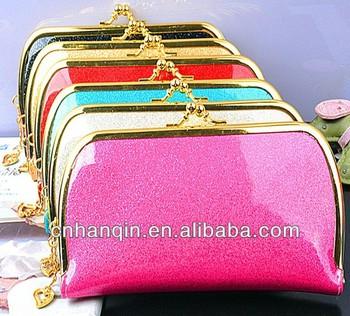 pu lady's long purse