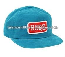 Custom 5 Panel Corduroy Hat Camp Cap