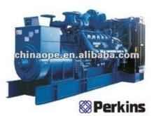 High capacity 1500KW 4000 Series UK diesel generator set 4012-46TWG3A engine power plant factory