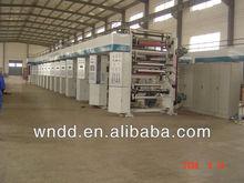 High-speed computerized Gravure Printing Machine(speed 220m/min)YDJ25