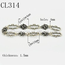 Hand make alloy chain-CL314