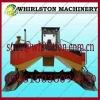 whirlston 4500 full hydraulic compost turner machine for organic fertilizer aerobic fermentation