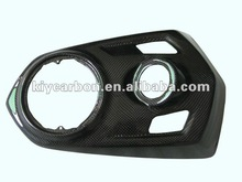 Suzuki carbon fiber center tank cover