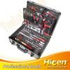 120pcs Aluminum Tool Box Set, Combined Tool Set