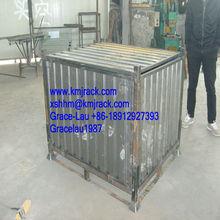 Collapsible Metal Steel Bins
