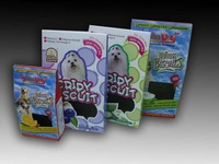 Hot sale beautiful Gift box / dog food box / colourful box FB101