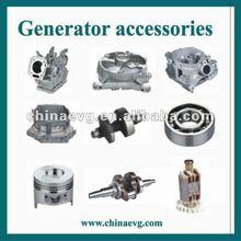 Generator accessories series/spare parts gasoline engine spare parts