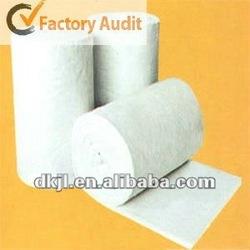 Supply 1260C Ceramic Fiber Blanket used in Furnace