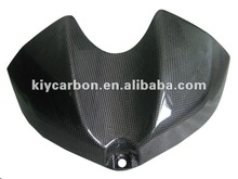 Carbon motorcycle tank cover for Yamaha R6