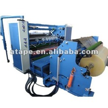 AT-610 paper slitter and rewinder