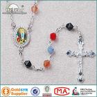 Multi-color Handmade Religious Rosary Jewelry