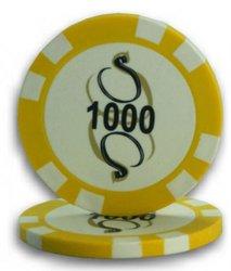 Custom Poker Chips(silkscreen printed)