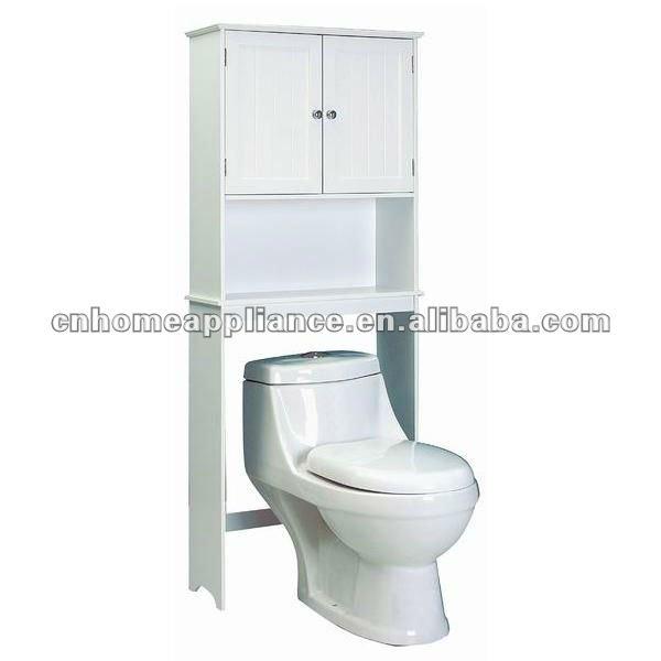 Estanteria bao affordable estanteria bao cromada y bambu de niveles auxiliar ducha esquina - Estanteria sobre inodoro ...