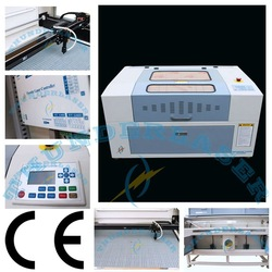 Visible Red Dot pointer Laser cutting machine cutting supplies from china thunderlaser