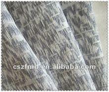 100% polyester fake fur jacquard fabric