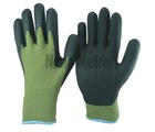 NMSAFETY nylon liner nitrile industry gloves