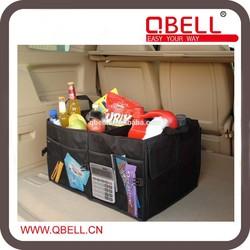 Foldable Auto Trunk Storage /Car Boot Organizer Bag/Non-woven Car Organizer