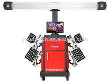 high accuracy 3d wheel alignment machine, john bean wheel alignment