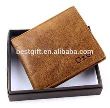 Men's Wallet, genuine leather wallet, man leather wallet