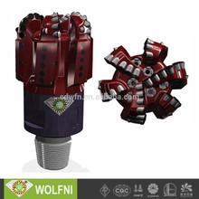 WFN API and ISO 9001 diamond oil drilling bit