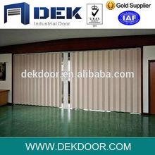 Aluminum Accordion Folding Doors & Partitions