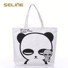 Fashion promotional eco cotton jute bag