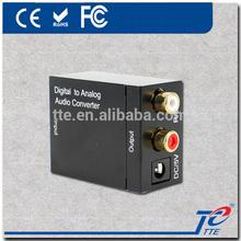Digital to Analog Audio Converter Toslink Audio