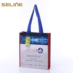 High Quality cheaper fashion bracelet fashion non woven shopping bag