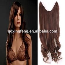 online shopping free shipping 100% unprocessed virgin peruvian hair flip in hair extension