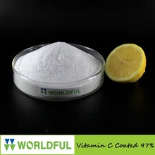 97% Coated Ascorbic Acid / Vitamin C/ VC Powder Feed Grade