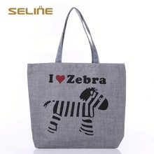 Fashion promotional cotton tote bag oem/odm