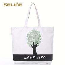Fashion customized canvas tote bags bulk plain
