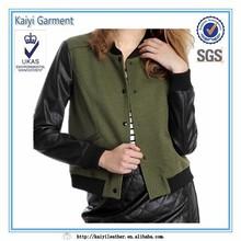 Custom baseball jacket wholesale brand name clothes