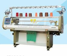 High quality and popular market universal flat knitting machine