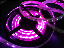 Silicone tube 7.2 w/m digital rgb LPD6803 lpd 8806 led strip