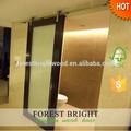 الصين خشبية الداخلية أبواب منزلقة