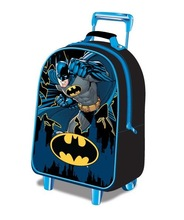 Boys Batman trolley bag Batman suitcase for teenager boys
