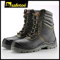 Literty zapatos de seguridad industrial; vaca zapatos de seguridad; de acero del dedo del pie zapatos de seguridad-9023 h