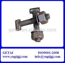 China OEM Manufacturer Scaffolding Bolt Nut Washer