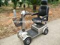 Grigio argento qualità luce fredda pieghevole shopping auto mobilità scooter go kart buggy elettrico fl-a-05