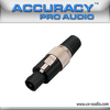 High Quality 4 Pole Speakon Connector SPN009(4P)