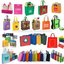 Hot Sales!!! Customized Logo Non-Woven Bag/Woven Bag/Non Woven Bag