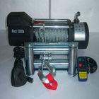 High quality 12v 12000lbs electric winch atv