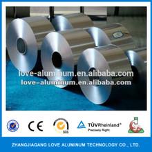 delicate aluminum foil materials foil container packing hot sale