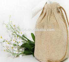 cheap custom new popular folding jute bag for shopping
