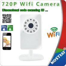 manufacturer 720P IP Indoor Wifi ptz security wireless ip camera